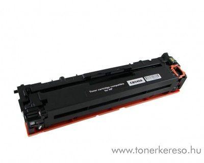 HP CB540A fekete utángyártott toner SP