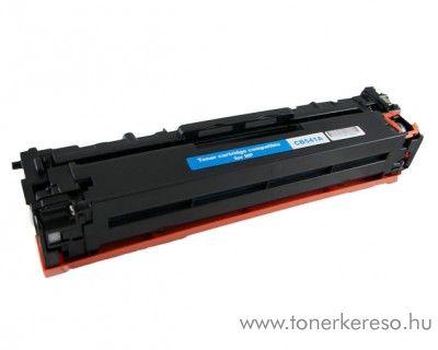 HP CB541A cyan utángyártott toner SP HP Colour LaserJet CP1514n lézernyomtatóhoz