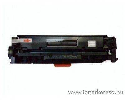 HP CC530A fekete utángyártott toner SP