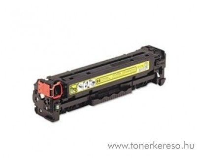 HP CC532A yellow utángyártott toner SP