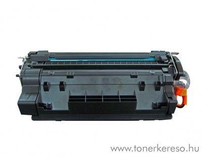HP CE255A utángyártott fekete lézertoner SPCE255A HP LaserJet P3015D lézernyomtatóhoz