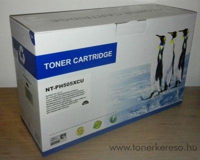 HP CE505X nagykapacitású utángyártott toner G&G