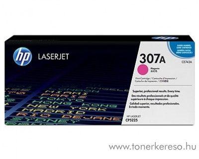 HP CE743A (No 307A) magenta toner HP Color Laserjet CP5225 lézernyomtatóhoz