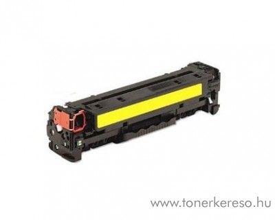 HP CF212A yellow utángyártott toner SP