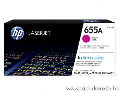 HP Color LaserJet Enterprise M652dn eredeti magenta toner CF453A HP Color LaserJet Enterprise MFP M681dh lézernyomtatóhoz