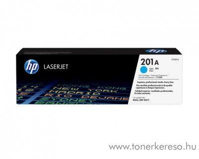 HP LaserJet Pro M252 (201A) eredeti cyan toner CF401A HP Color LaserJet Pro M252n  lézernyomtatóhoz