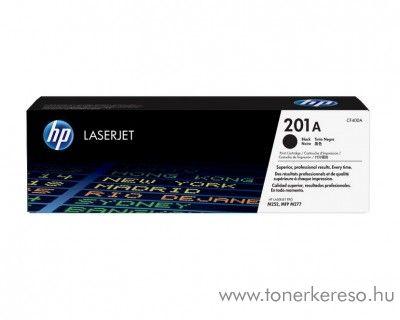 HP LaserJet Pro M252 (201X) eredeti black toner CF400X HP Color LaserJet Pro M252n  lézernyomtatóhoz