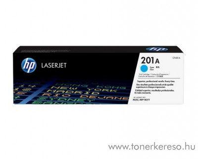 HP LaserJet Pro M252 (201X) eredeti cyan toner CF401X HP Color LaserJet Pro M252n  lézernyomtatóhoz