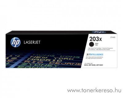 HP Color LaserJet Pro M254dw eredeti black toner CF540X HP Color LaserJet Pro MFP M281fdn lézernyomtatóhoz