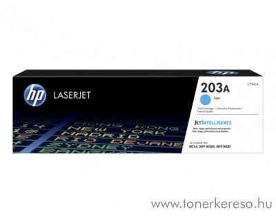 HP Color LaserJet Pro M254dw eredeti cyan toner CF541A HP Color LaserJet Pro MFP M281fdn lézernyomtatóhoz