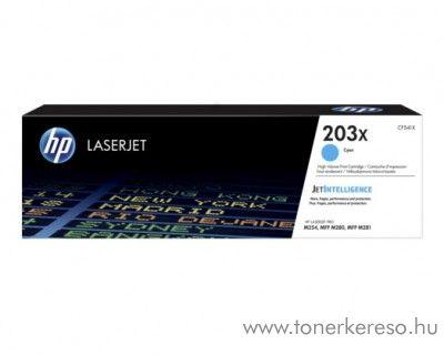 HP Color LaserJet Pro M254dw eredeti cyan toner CF541X HP Color LaserJet Pro MFP M281fdn lézernyomtatóhoz