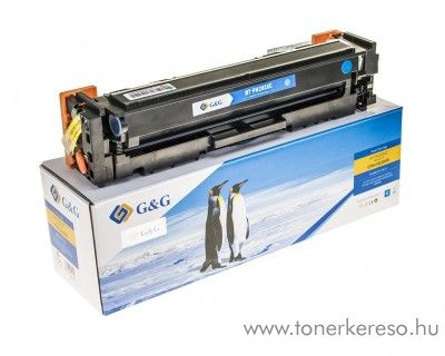 HP Color LaserJet Pro M254dw utángyártott cyan toner GGHCF541X HP Color LaserJet Pro M254nw lézernyomtatóhoz