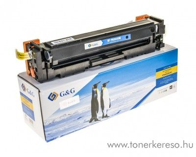 HP Color LaserJet Pro M254dw utángyártott fekete toner GGHCF540X HP Color LaserJet Pro MFP M281fdn lézernyomtatóhoz