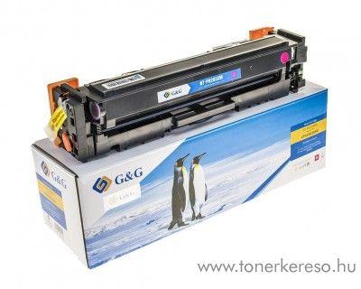 HP Color LJ Pro M254dw utángyártott magenta toner GGHCF543X HP Color LaserJet Pro MFP M281fdn lézernyomtatóhoz