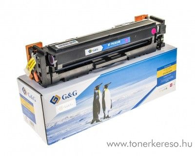 HP Color LJ Pro M254dw utángyártott magenta toner GGHCF543X HP Color LaserJet Pro M254nw lézernyomtatóhoz