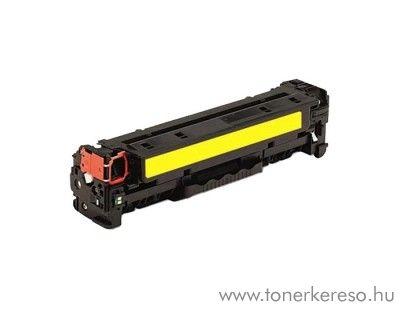 HP LaserJet Pro M476dw (CF382) utángyártott yellow toner OB HP Color LaserJet Pro MFP M476nw lézernyomtatóhoz
