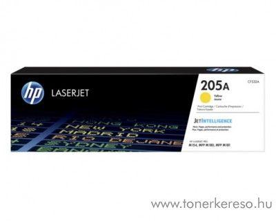 HP Color LaserJet Pro MFP M180n eredeti yellow toner CF532A