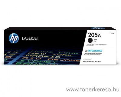 HP Color LaserJet Pro MFP M180n eredeti black toner CF530A