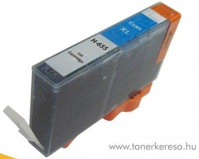 HP CZ110 No. 655 cyan utángyártott tintapatron HP Deskjet Ink Advantage 6525 tintasugaras nyomtatóhoz