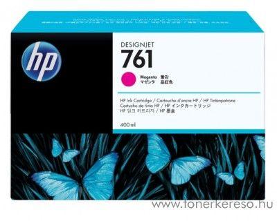 HP Designjet T7100 (761) 3db eredeti magenta tintapatron CR271A HP Designjet T7100 tintasugaras nyomtatóhoz