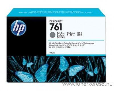 HP Designjet T7100 (761) eredeti dark grey tintapatron CM996A HP Designjet T7100 tintasugaras nyomtatóhoz