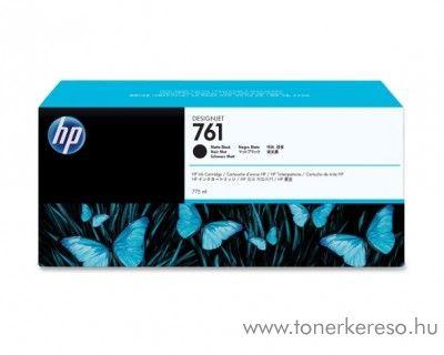 HP Designjet T7100 (761) eredeti matte black tintapatron CM997A HP Designjet T7100 tintasugaras nyomtatóhoz