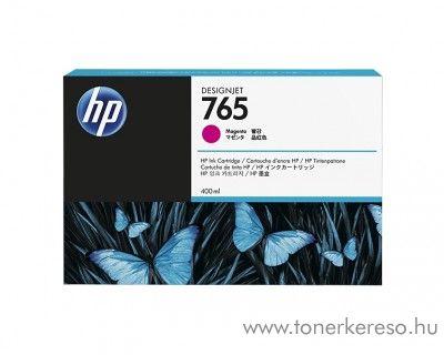 HP DesignJet T7200 (765) eredeti magenta tintapatron F9J51A HP Designjet T7200 tintasugaras nyomtatóhoz