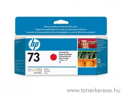 HP Designjet Z3200 (73) eredeti red tintapatron CD951A