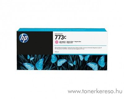 HP DesignJet Z 6600 (773C) eredeti light magenta patron C1Q41A HP Designjet Z6800 tintasugaras nyomtatóhoz