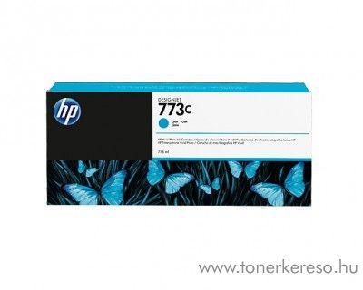 HP DesignJet Z 6600 (773C) eredeti cyan tintapatron C1Q42A HP Designjet Z6600 tintasugaras nyomtatóhoz