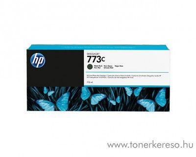 HP DesignJet Z 6600 (773C) eredeti matt black patron C1Q37A HP Designjet Z6800 tintasugaras nyomtatóhoz