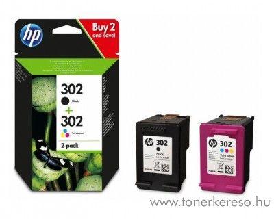 HP Deskjet 1110/2130 eredeti fekete és színes multipack X4D37AE  HP OfficeJet 3831  tintasugaras nyomtatóhoz