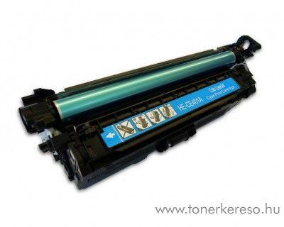HP Enterprise 500 M551 utángyártott cyan toner FUHCE401A HP LaserJet Pro 500 M570dw lézernyomtatóhoz