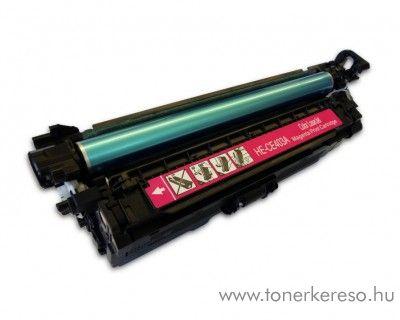 HP Enterprise 500 M551 utángyártott magenta toner FUHCE403A HP LaserJet Pro 500 M570dw lézernyomtatóhoz