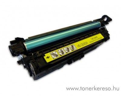 HP Enterprise 500 M551 utángyártott yellow toner FUHCE402A HP LaserJet Pro 500 M570dw lézernyomtatóhoz