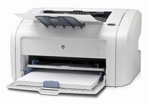 HP LaserJet 1018 lézernyomtató