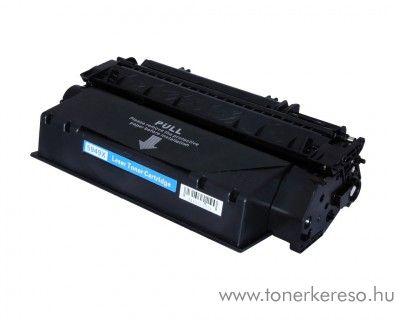 HP LaserJet 1160/3390 (Q5949X) utángyártott black toner OBH5949X