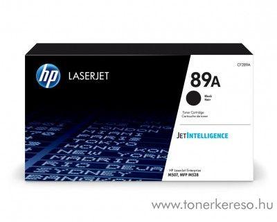 HP LaserJet Enterprise M507dn (89A) eredeti fekete toner CF289A HP LaserJet Enterprise Flow MFP M528z lézernyomtatóhoz