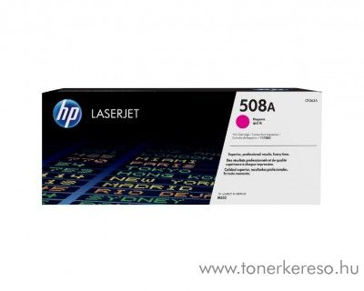 HP LaserJet Enterprise M552 (508A) eredeti magenta toner CF363A HP Color LaserJet Enterprise M552dn lézernyomtatóhoz