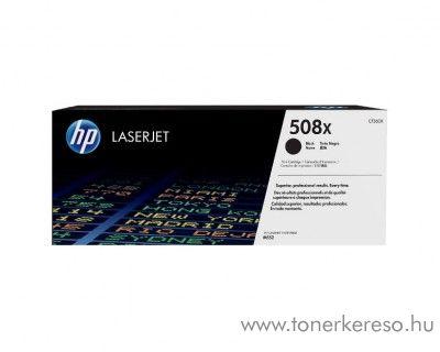 HP LaserJet Enterprise M552 (508X) eredeti black toner CF360X HP Color LaserJet Enterprise M553n lézernyomtatóhoz