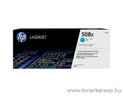 HP LaserJet Enterprise M552 (508X) eredeti cyan toner CF361X HP Color LaserJet Enterprise M553dn lézernyomtatóhoz