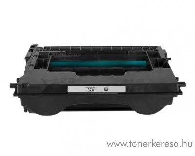 HP LaserJet Enterprise M608x utángyártott fekete toner OBHCF237A HP LaserJet Enterprise M609dn lézernyomtatóhoz