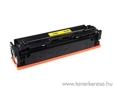 HP Laserjet M252n/M274n utángyártott yellow toner OBHCF402X HP Color LaserJet M277dn lézernyomtatóhoz