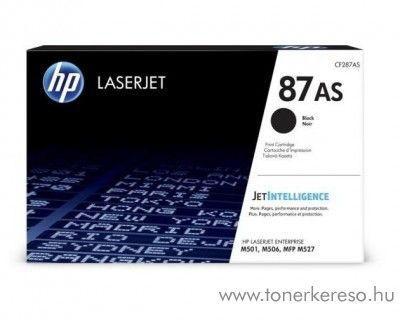 HP LaserJet M501n/M506n eredeti black toner CF287AS