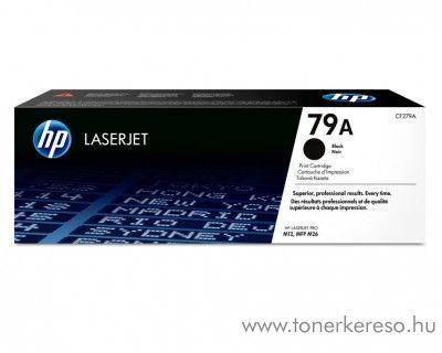 HP LaserJet Pro M12a/M26a eredeti black toner CF279A HP LaserJet Pro MFP M25-M27 series lézernyomtatóhoz