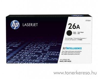 HP LaserJet Pro M402/M426 (26A) eredeti black toner CF226A HP LaserJet Pro M426n lézernyomtatóhoz