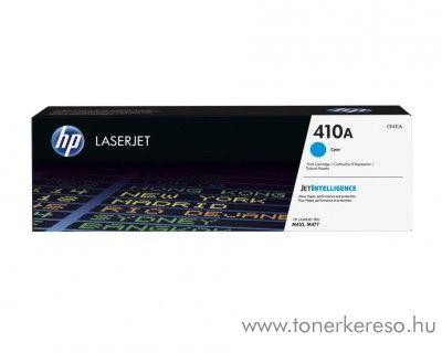 HP LaserJet Pro M452/M477 (410A) eredeti cyan toner CF411A HP Color LaserJet Pro M477fnw lézernyomtatóhoz