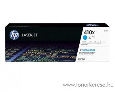 HP LaserJet Pro M452/M477 (410X) eredeti cyan toner CF411X HP Color LaserJet Pro M452dn lézernyomtatóhoz