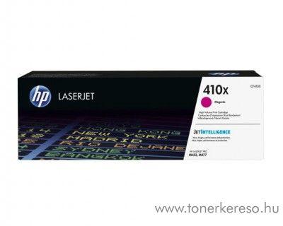 HP LaserJet Pro M452/M477 (410X) eredeti magenta toner CF413X HP Color LaserJet Pro M477fnw lézernyomtatóhoz