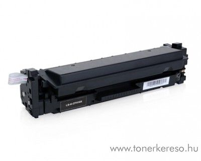 HP LaserJet Pro M452/M477 utángyártott fekete toner FUHCF410A HP Color LaserJet Pro M477fnw lézernyomtatóhoz